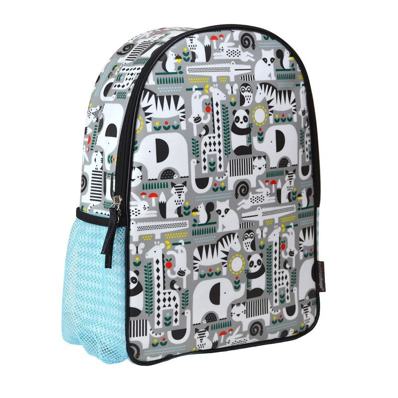 Petit Collage – Eco Friendly BPA, PVC Free Backpack Animals