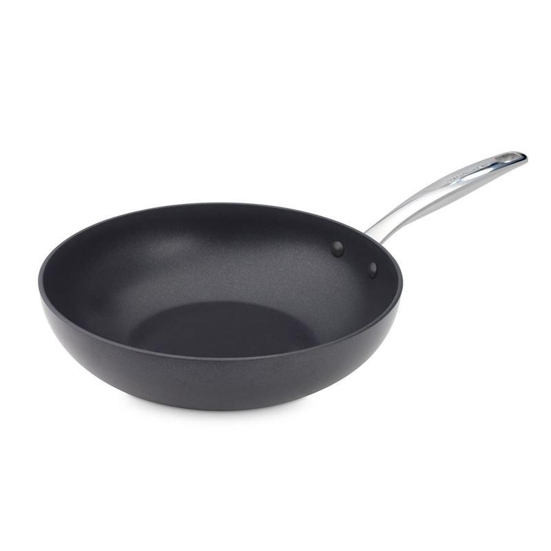 KitchenAid – Premium Non-Stick Induction Open Wok Pan 28cm