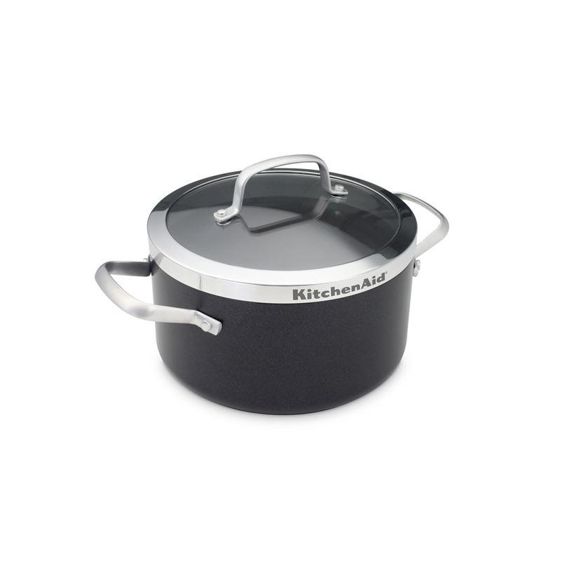 KitchenAid – Premium Non-Stick Induction 3.1Ltr Casserole 20cm
