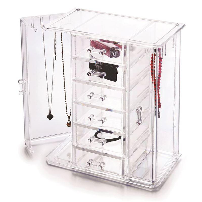 Anasazi – Glam Acrylic Stackable Deluxe Storage