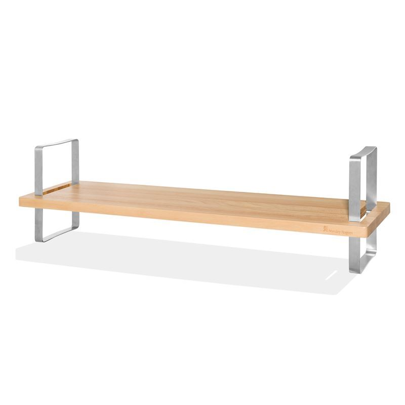 Stanley Rogers – Wooden Multi-Height Serving Board Large 75x20x2cm