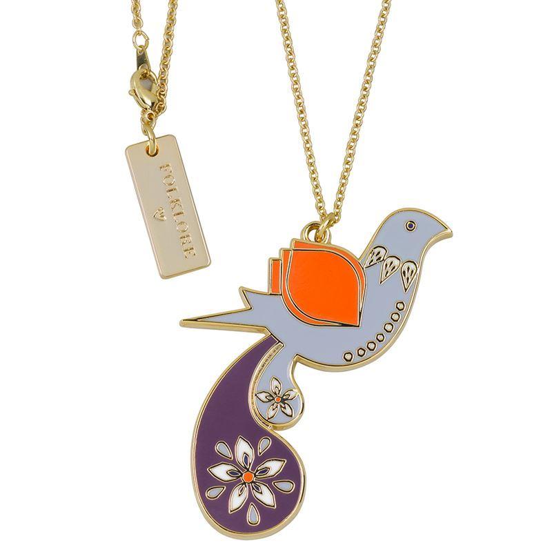 Folklore – Necklace Bird