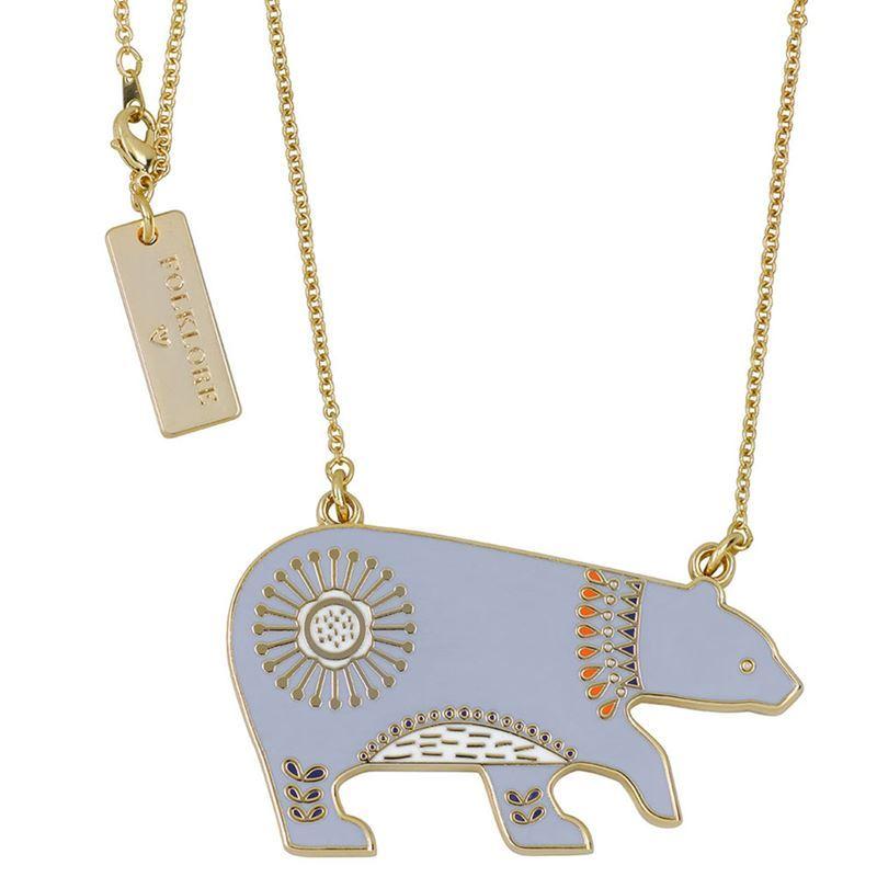 Folklore – Necklace Bear