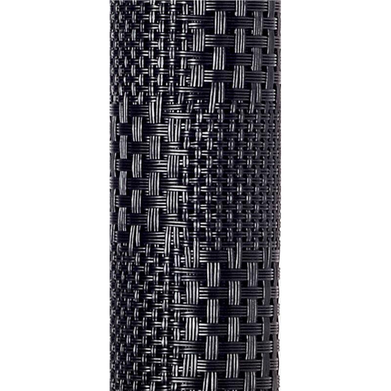 Ogilvies Designs – Check Table Runner 30x120cm Black