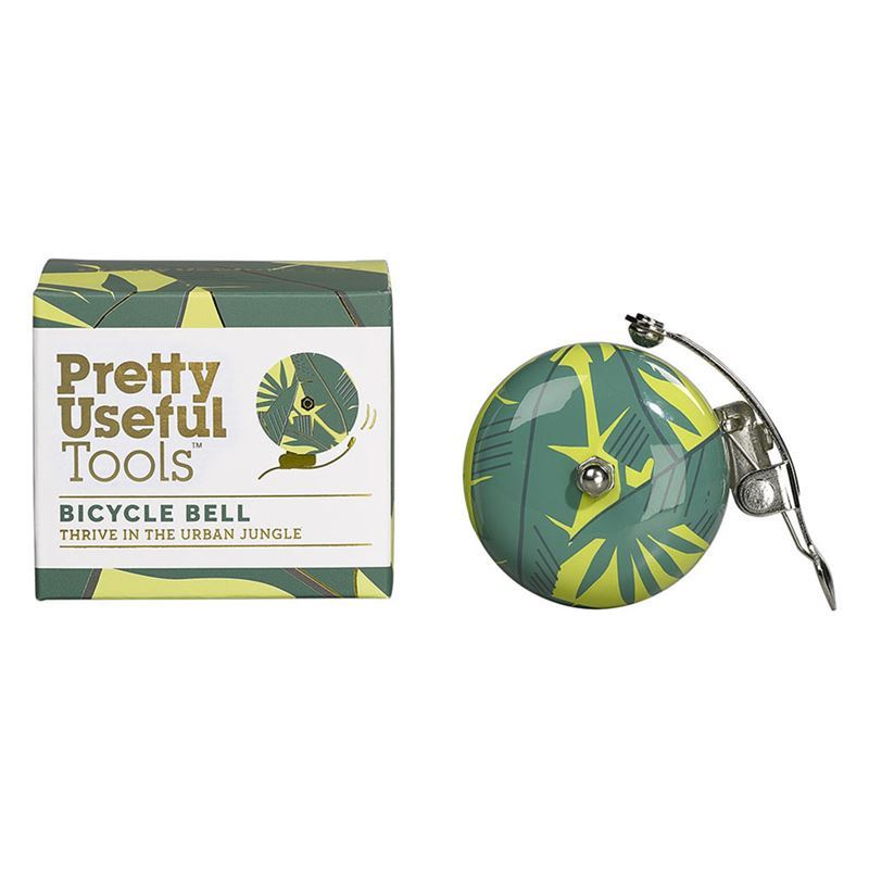 Pretty Useful Tools – Bicycle Bell Jungle Yellow