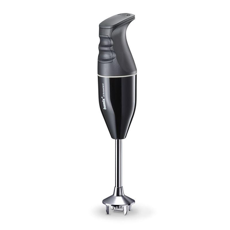 Bamix – Classic Immersion Blender 140W Black (Made in Switzerland)