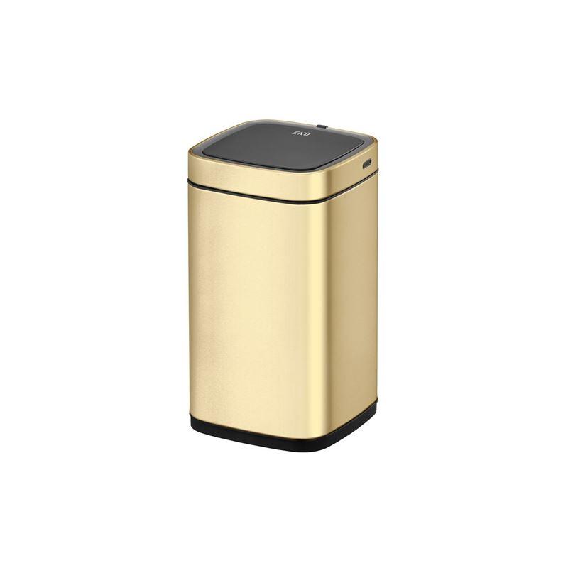 Eko – Ecosmart X Sensor Rubbish Bin 12Ltr Gold