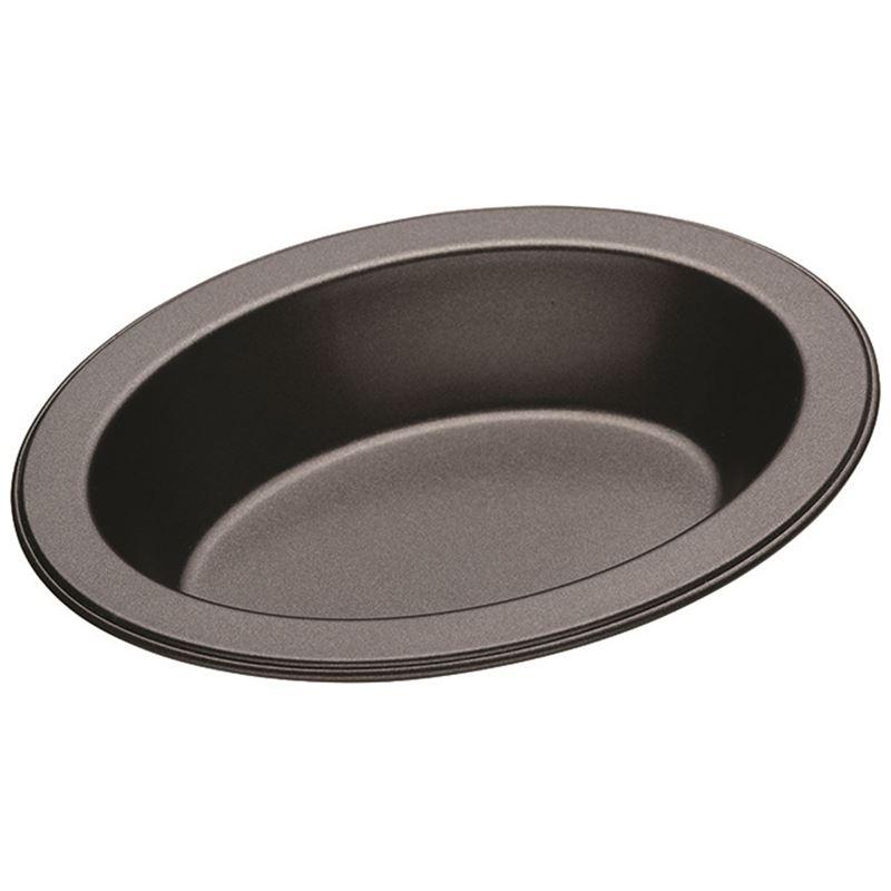 Masterpro – Professional Non-Stick Oval Pie Dish 16×12.5cm