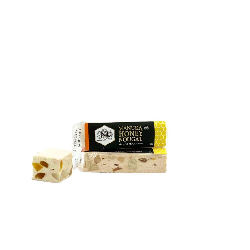 Nougat Limar – Manuka Honey Mango Macadamia 40g Bar(Made in Australia)
