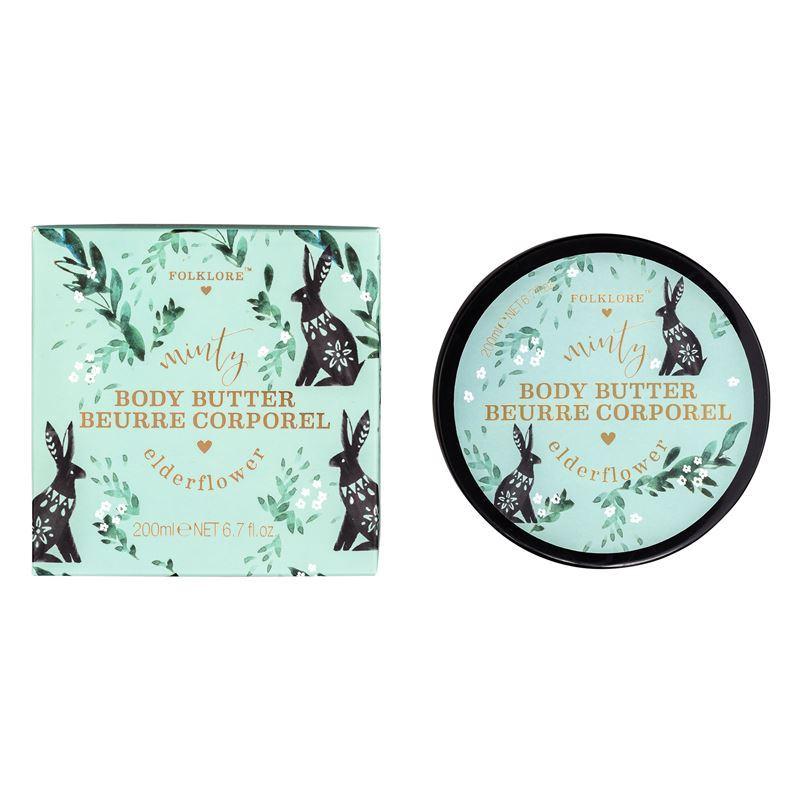 Folklore – Body Butter Elderflower 200ml