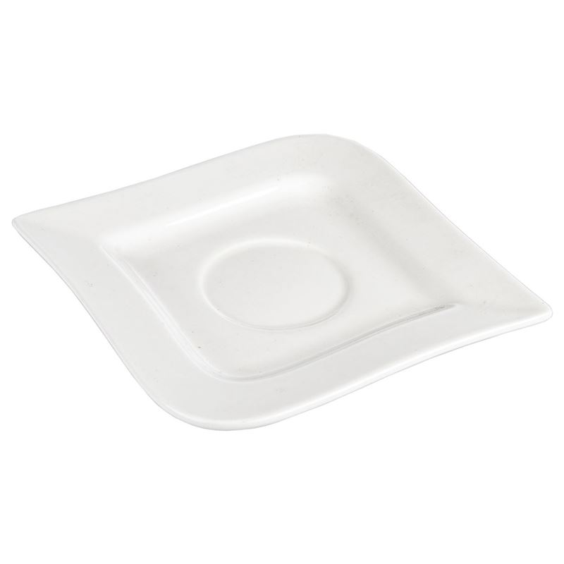 Perfect Home HVIT LILJE – Delight Saucer 14cm