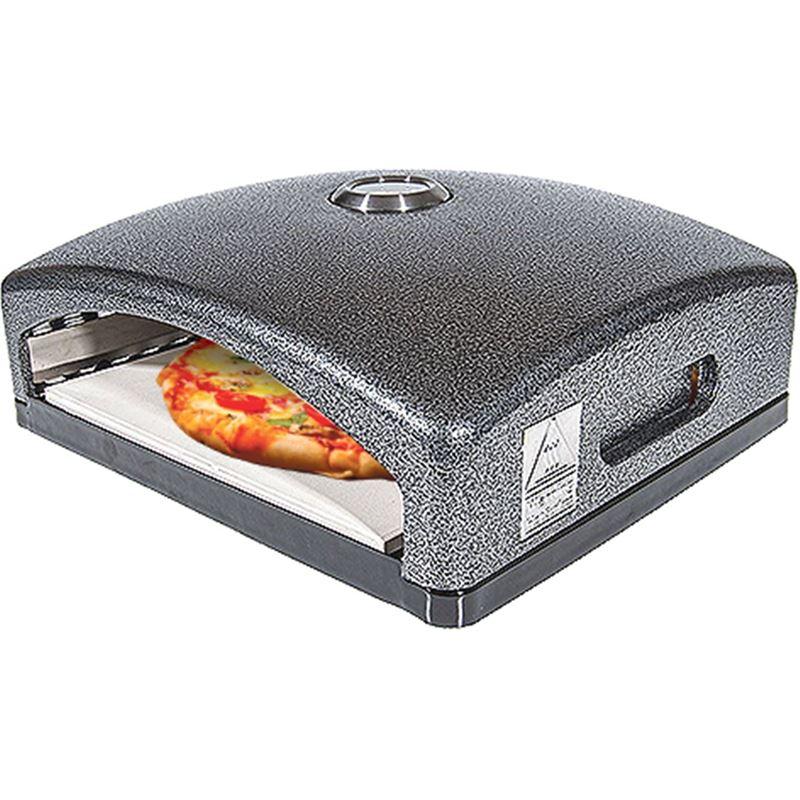 Tradizione Italiana by Benzer – Napoli Pizza Oven Carbon Steel with Powder Coating and Pizza Stone 30.5cm