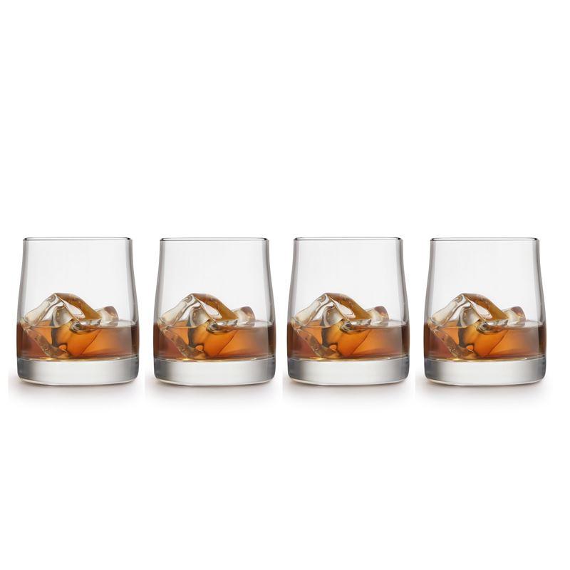 Royal Leerdam – Artisan 280ml Whisky Rocks Set of 4 (Made in Portugal)
