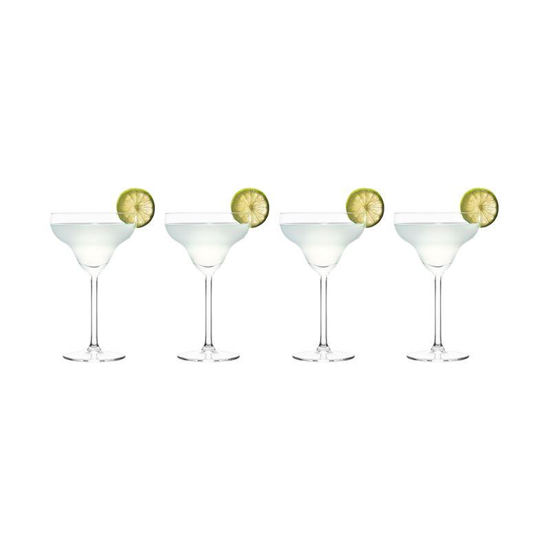 Royal Leerdam – Margarita 300ml Glasses Set of 4 (Made in The Netherlands)
