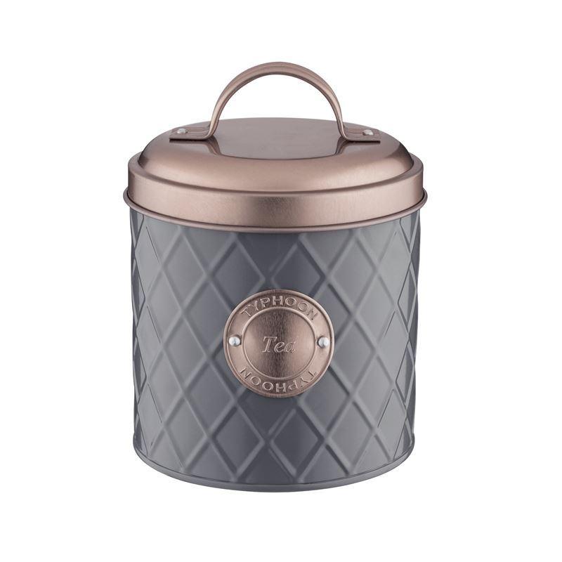 Typhoon – Henrik Tea Canister 1Ltr Copper Lid