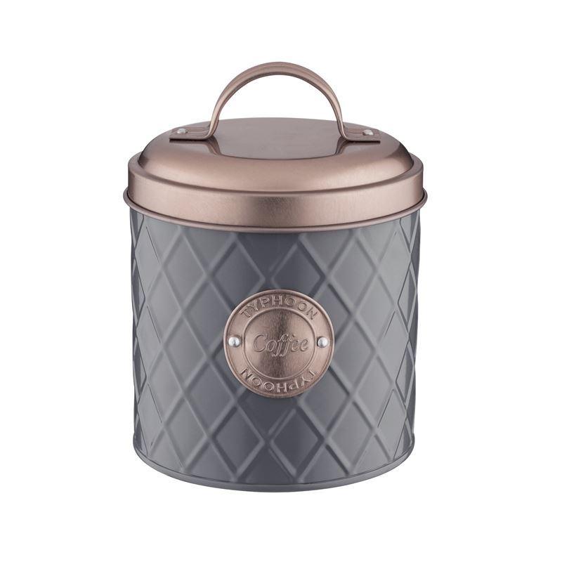 Typhoon – Henrik Coffee Canister 1Ltr Copper Lid