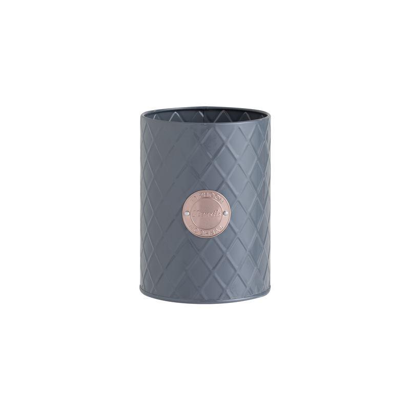 Typhoon – Henrik Utensil Storage Jar 15x11cm Copper Badge