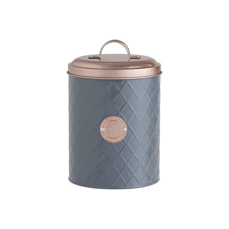 Typhoon – Henrik Cookie Storage Jar 17.5cm Copper Lid