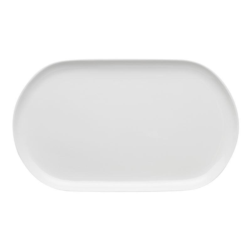 Ecology – Origin Durable Porcelain Capsule Platter 40.5x24cm