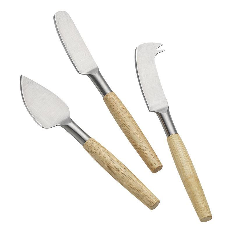 Ecology – Alto 3pc Cheese Knife Set