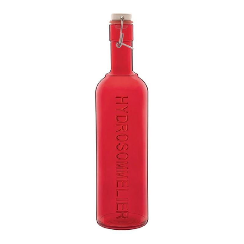 Luigi Bormioli – Pictura Bottle 1Ltr Red