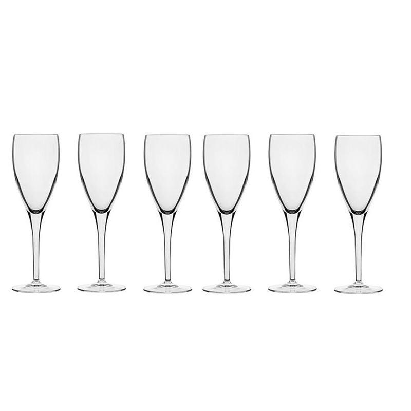 Luigi Bormioli – Michaelangelo Champagne 190ml Set of 6