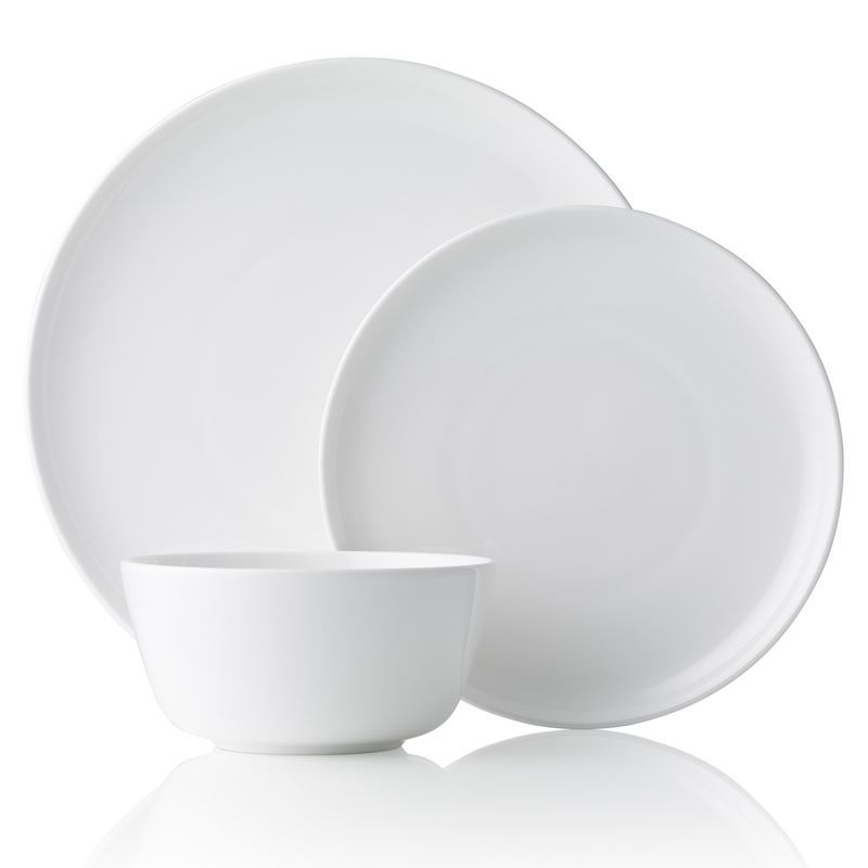 Marc Newson by Noritake – Fine Bone China 12pc Dinner Set