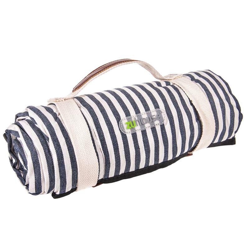 Zuhause – Polo Stripe Picnic Rug 200x150cm