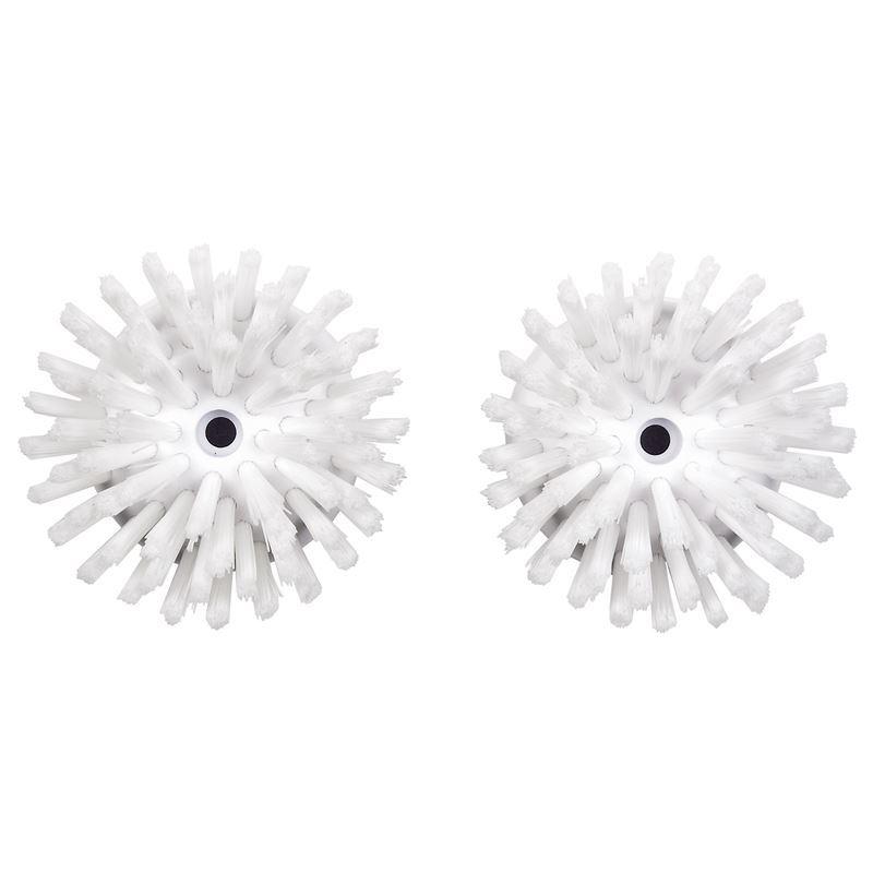 Oxo – Soap Dispensing Pump Palm Brush REFILL pack of 2