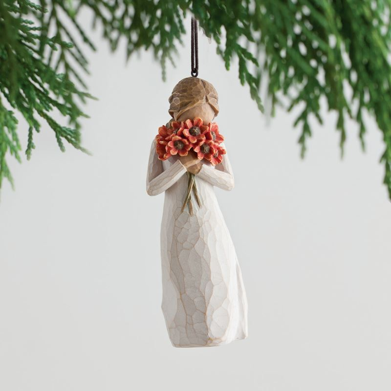 Willow Tree – Surrounded by Love Ornament