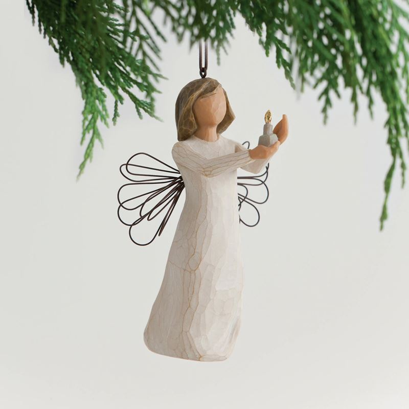 Willow Tree – Angel of Hope Ornament