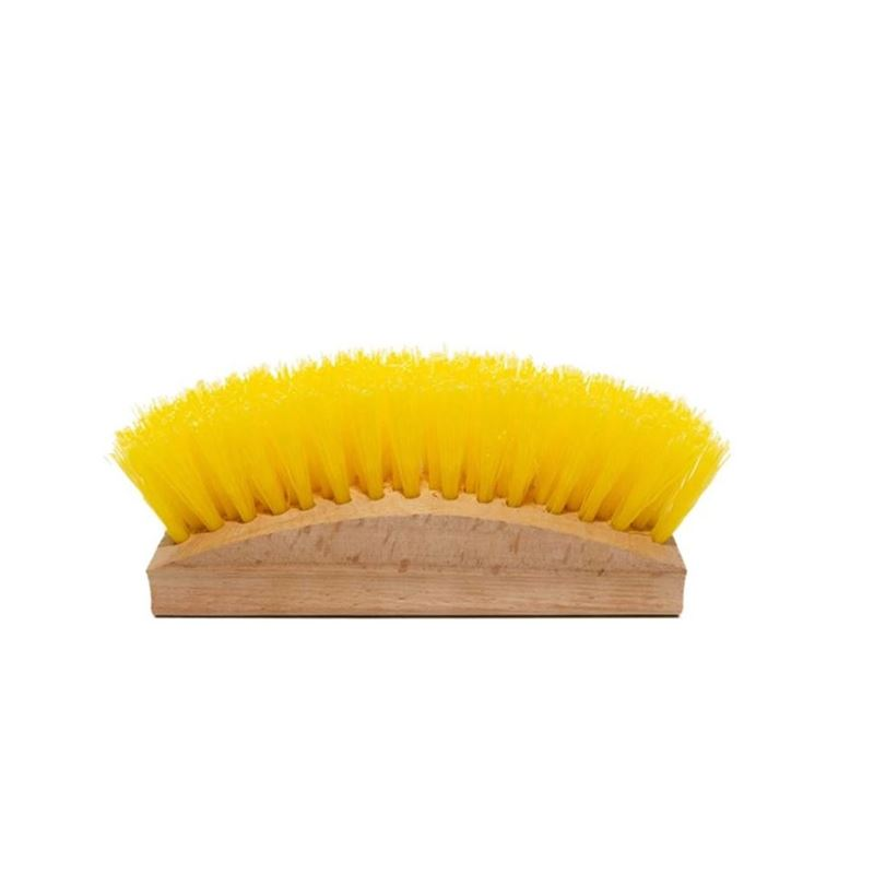 Brunswick Bakers – Bread Banneton Brush with Wooden Handle 13.5cm