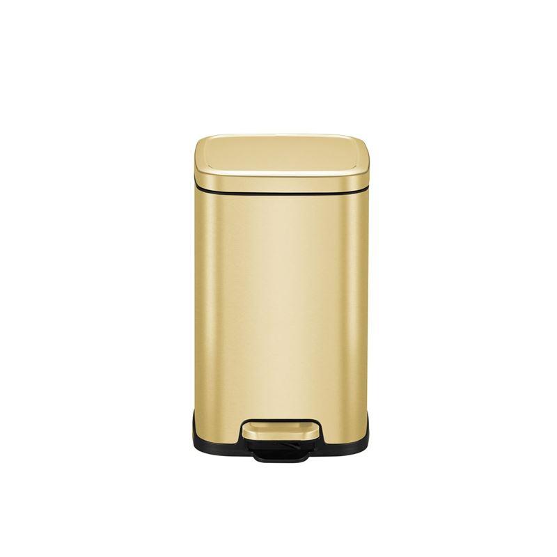 Eko – Stella Pedal Bin 12Ltr Gold