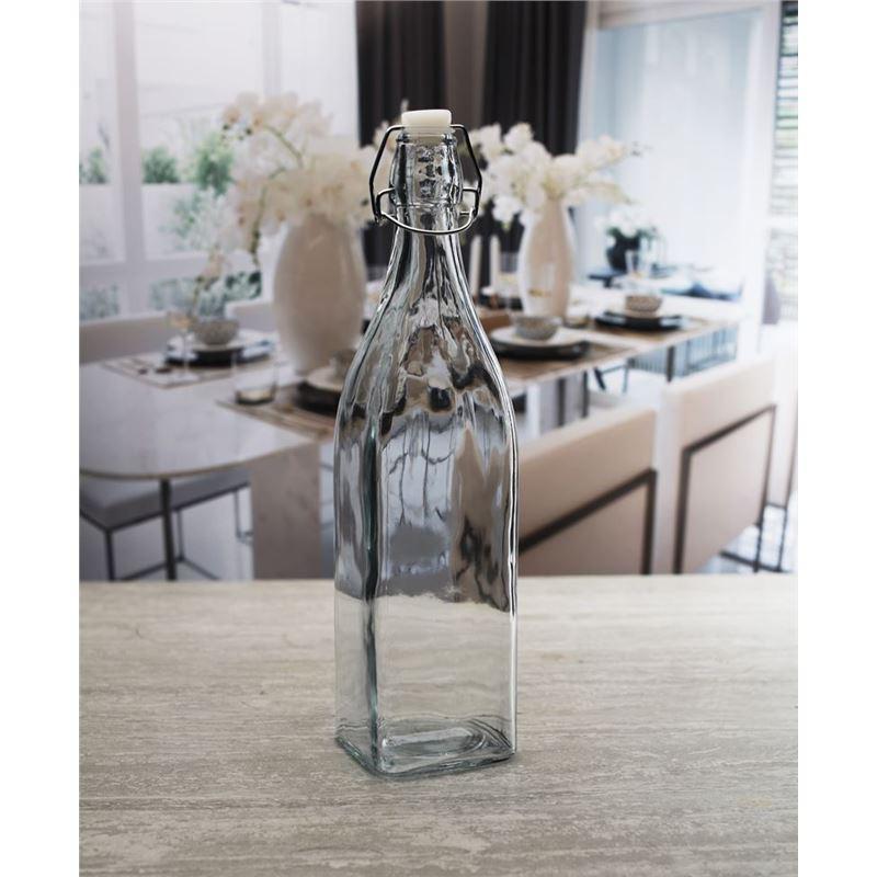 Circleware – Oasis 960ml Hemetic Glass Bottle