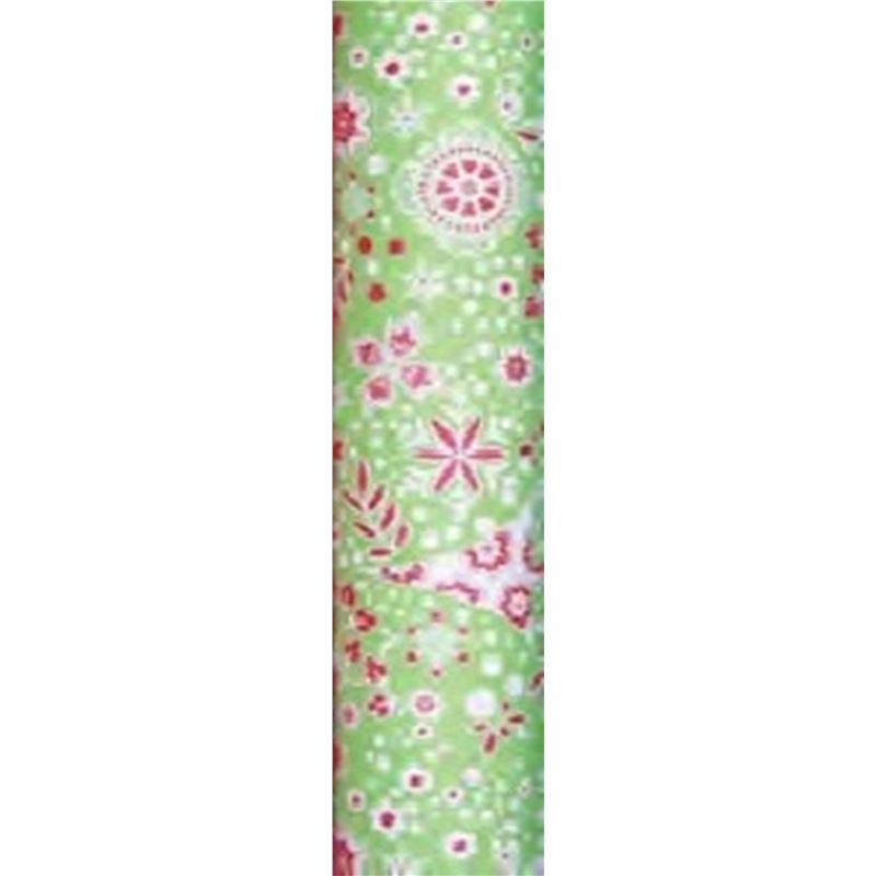 Vandoros – Wrapping Paper Flora Collection LIME 3Mtrs