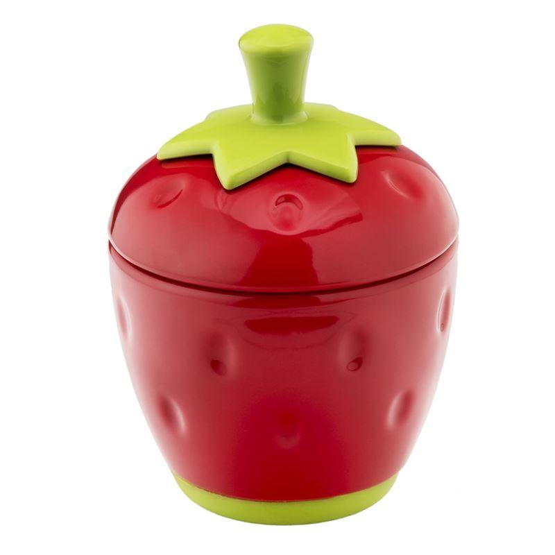 Joie – Strawberry Jam Jar with Spoon