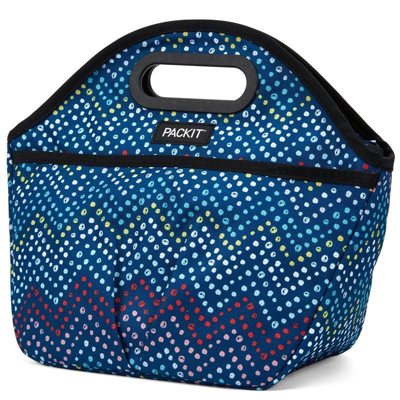 Packit – Freezable Traveller Bag Dottie Chevron