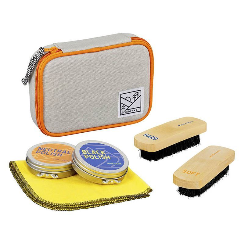 Wild + Wolf – Boot Cleaning Kit