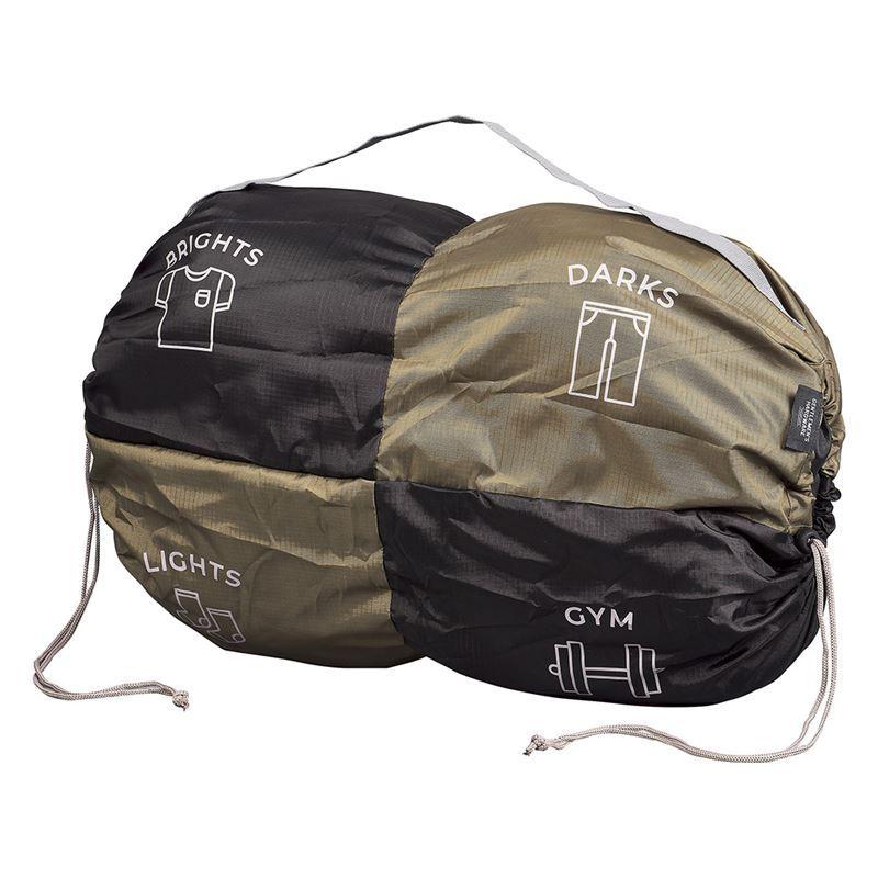 Gentleman's Hardware – Foldaway Laundry Divider Bag