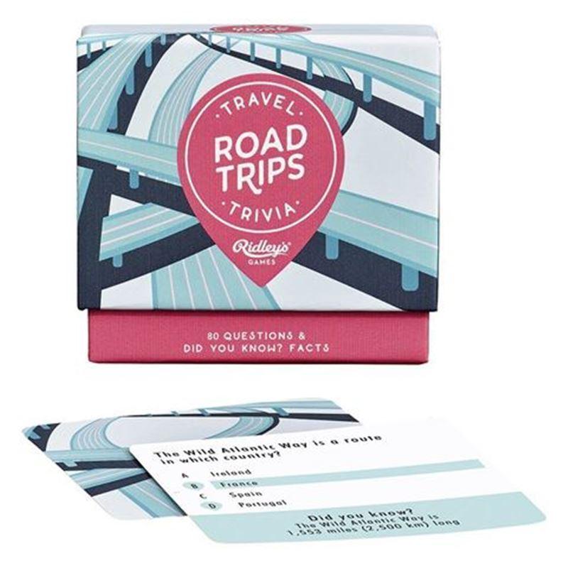 Ridley's Games – Road Trip Trivia