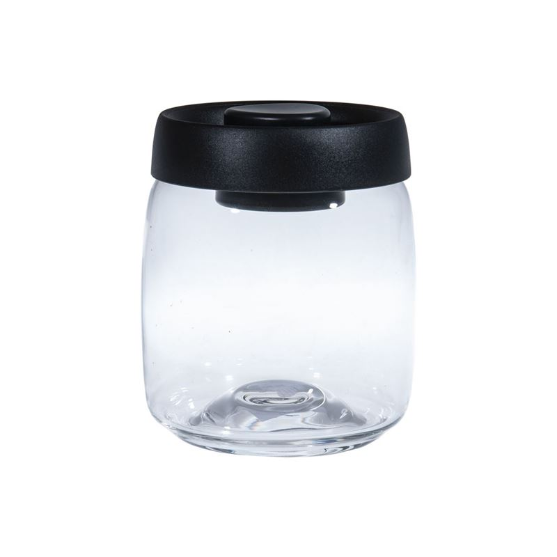 Zuhause – Vacuum Boro Glass Canister Medium 750ml 14cm