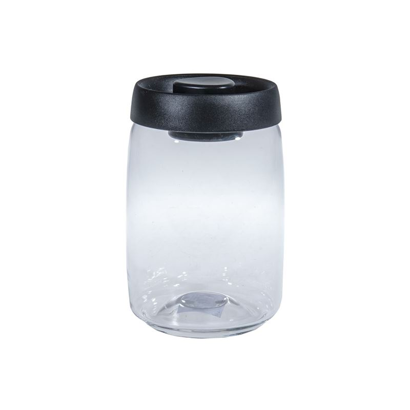 Zuhause – Vacuum Boro Glass Canister Large 1.1Ltr 18cm