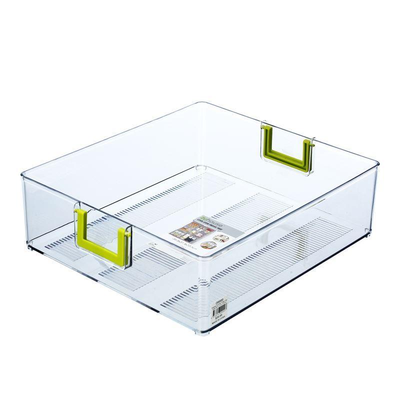 Zuhause – Cool-Stor Fridge Tray Large 36.8×31.8×10.5cm