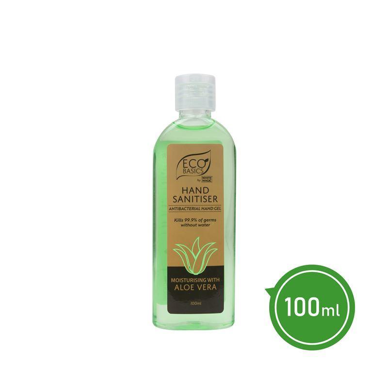 Eco Basics by White Magic – Hand Sanitiser Gel 100ml