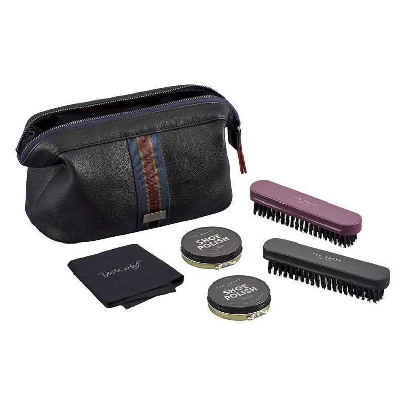Ted Baker – Shoe Shine Kit in Bag