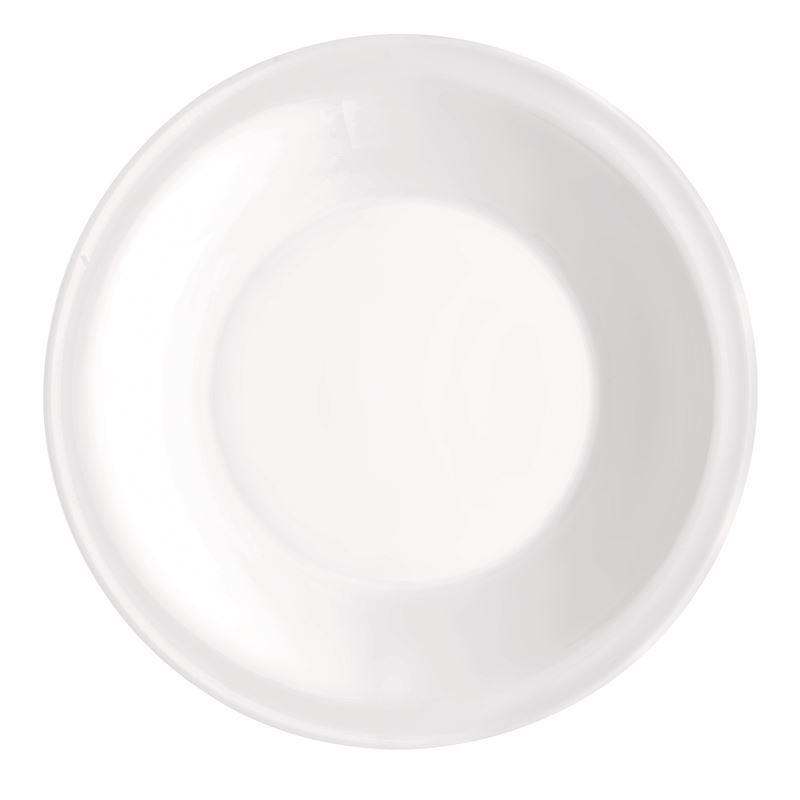 Bormioli Rocco – Performa Opal Toughened Glass Round Plate 19.5cm