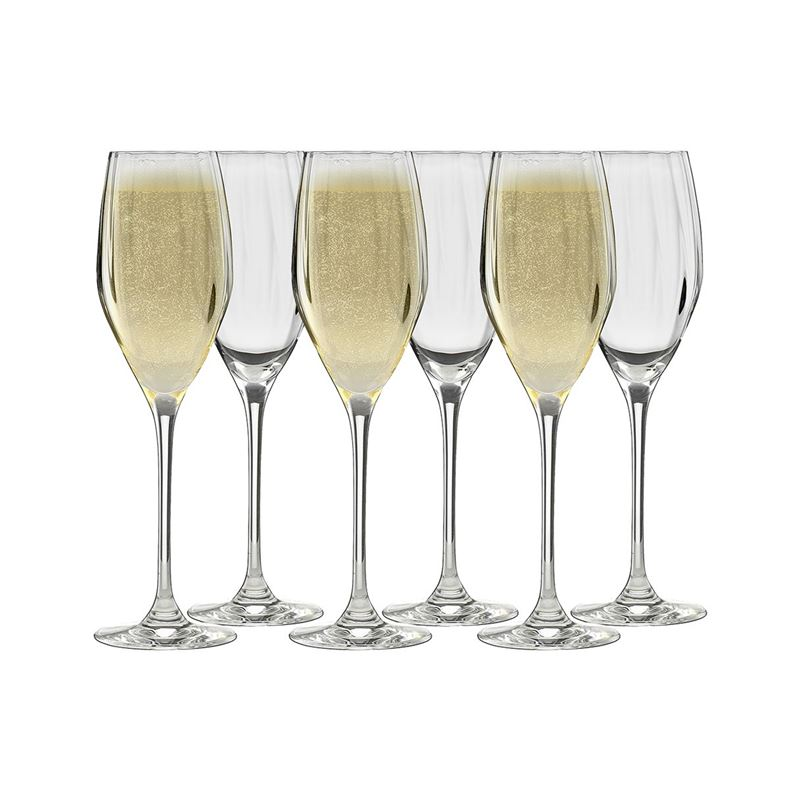 Ecology – Twill Prosecco 170ml Set of 6 (Made in Europe)