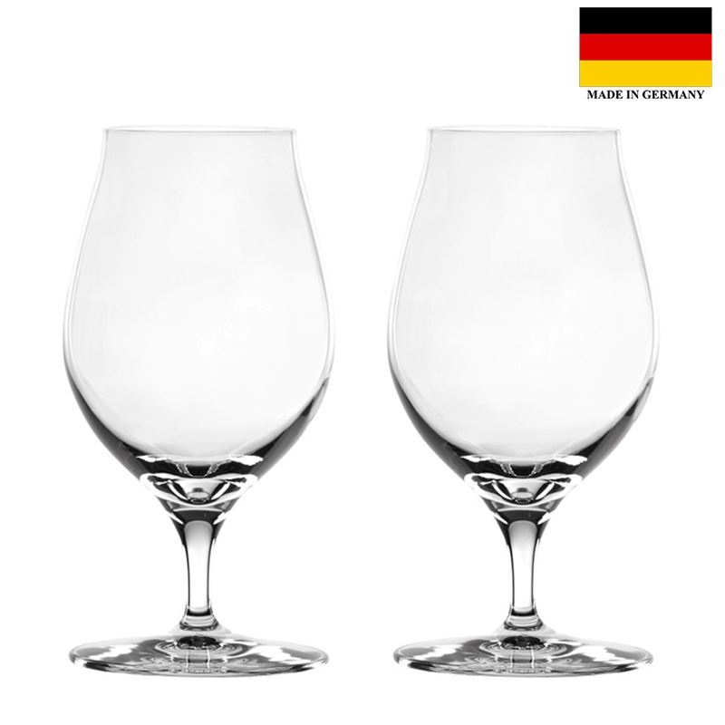Spiegelau – Beer Classics – Barrel Aged Beer Glass ml Set of 2 (Made in Germany)
