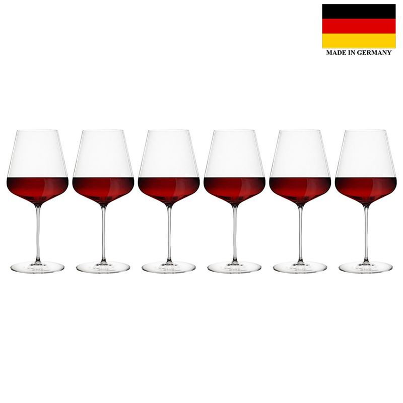 Spiegelau – Definition Bordeaux Glass 750ml Set of 6 (Made in Germany)