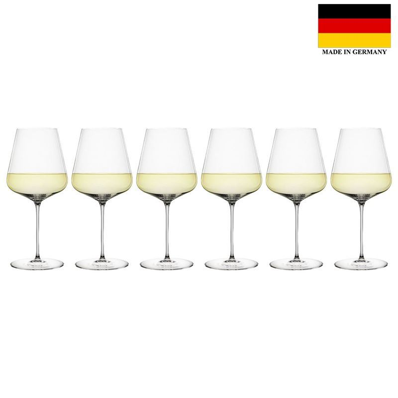 Spiegelau – Definition Universal Glass 550ml Set of 6 (Made in Germany)